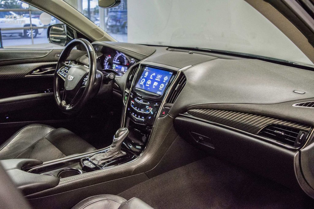 2017 Cadillac ATS 2.0L Turbo Luxury SPORT ** GPS ** CAMERA ** in Dollard-des-Ormeaux, Quebec - 11 - w1024h768px