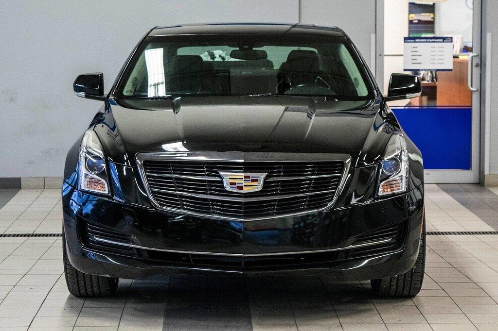 2017 Cadillac ATS 2.0L Turbo Luxury SPORT ** GPS ** CAMERA ** in Dollard-des-Ormeaux, Quebec - 3 - w1024h768px