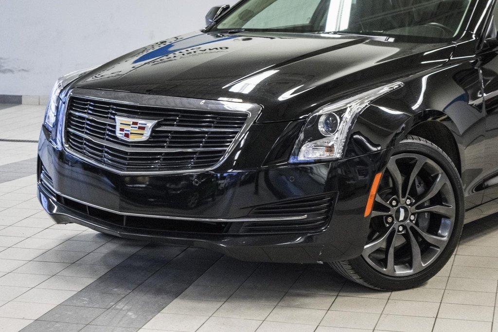 2017 Cadillac ATS 2.0L Turbo Luxury SPORT ** GPS ** CAMERA ** in Dollard-des-Ormeaux, Quebec - 37 - w1024h768px