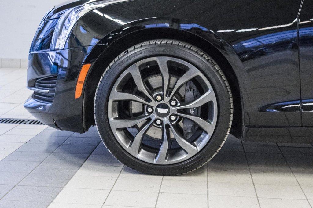 2017 Cadillac ATS 2.0L Turbo Luxury SPORT ** GPS ** CAMERA ** in Dollard-des-Ormeaux, Quebec - 39 - w1024h768px