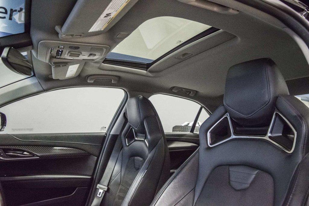 2017 Cadillac ATS 2.0L Turbo Luxury SPORT ** GPS ** CAMERA ** in Dollard-des-Ormeaux, Quebec - 28 - w1024h768px