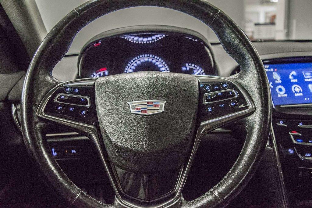 2017 Cadillac ATS 2.0L Turbo Luxury SPORT ** GPS ** CAMERA ** in Dollard-des-Ormeaux, Quebec - 13 - w1024h768px