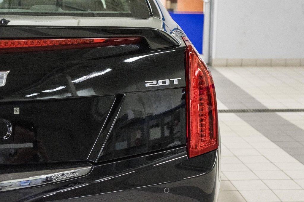 2017 Cadillac ATS 2.0L Turbo Luxury SPORT ** GPS ** CAMERA ** in Dollard-des-Ormeaux, Quebec - 36 - w1024h768px