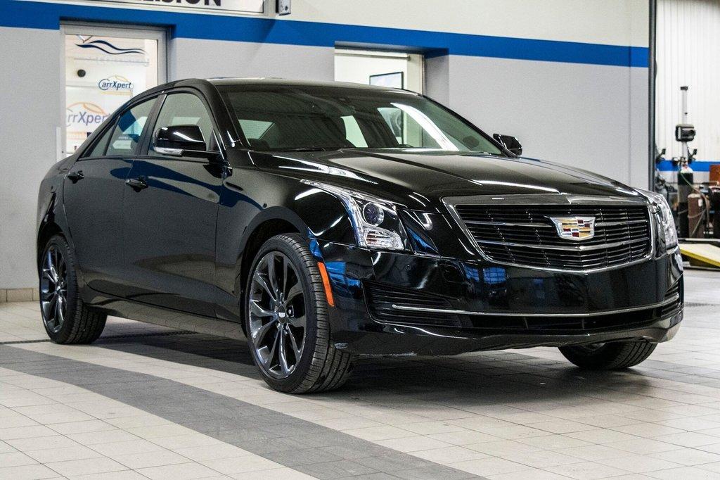 2017 Cadillac ATS 2.0L Turbo Luxury SPORT ** GPS ** CAMERA ** in Dollard-des-Ormeaux, Quebec - 4 - w1024h768px