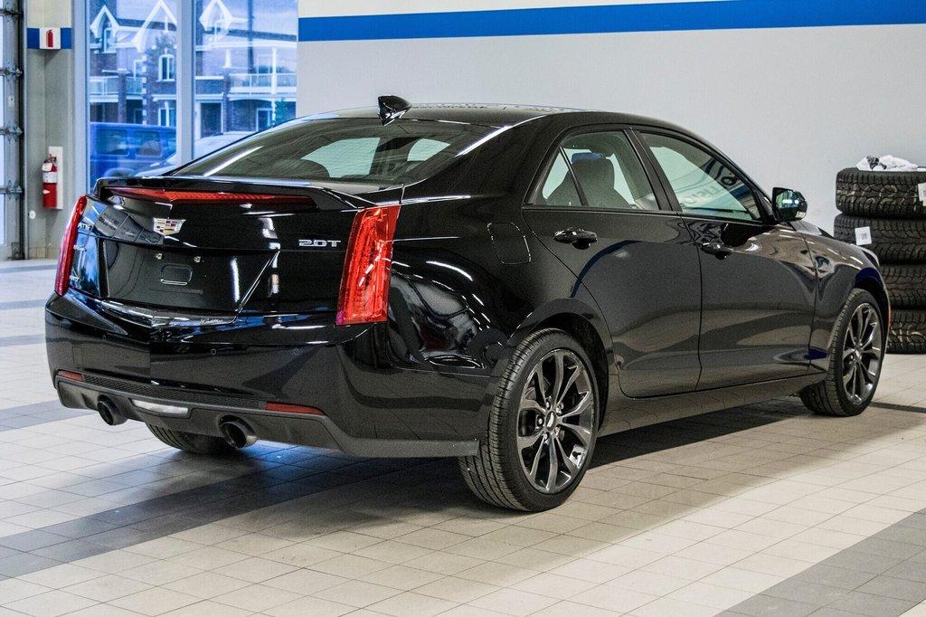2017 Cadillac ATS 2.0L Turbo Luxury SPORT ** GPS ** CAMERA ** in Dollard-des-Ormeaux, Quebec - 8 - w1024h768px