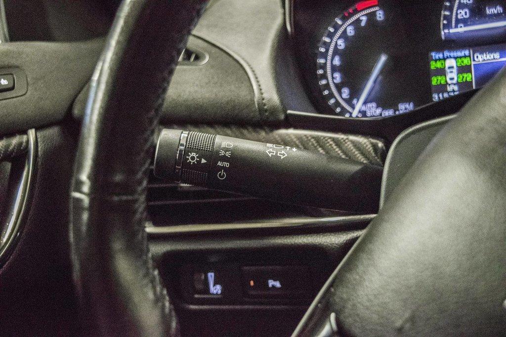 2017 Cadillac ATS 2.0L Turbo Luxury SPORT ** GPS ** CAMERA ** in Dollard-des-Ormeaux, Quebec - 20 - w1024h768px