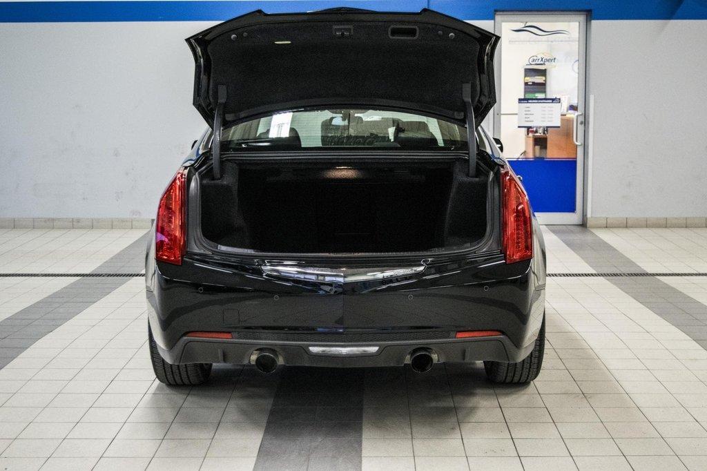 2017 Cadillac ATS 2.0L Turbo Luxury SPORT ** GPS ** CAMERA ** in Dollard-des-Ormeaux, Quebec - 34 - w1024h768px