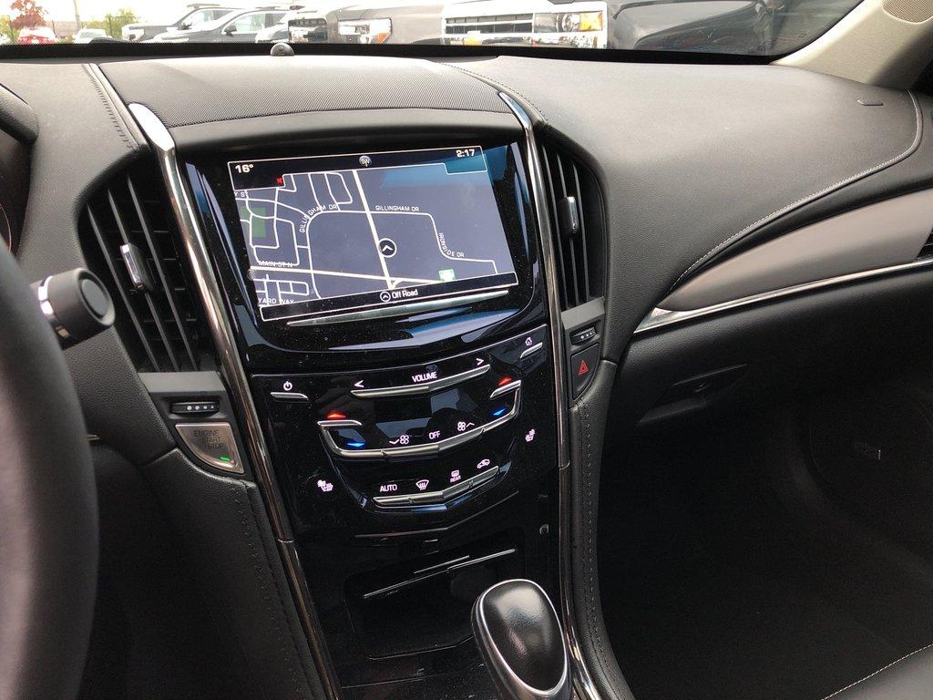 Frost Chevrolet Buick GMC Ltd | 2017 Cadillac ATS Sedan ...