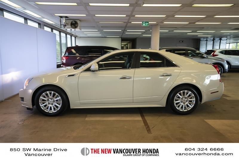 2011 Cadillac CTS Sedan 3.0L SIDI in Vancouver, British Columbia - 29 - w1024h768px