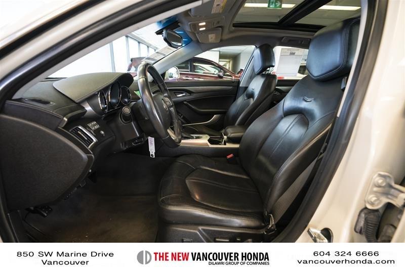 2011 Cadillac CTS Sedan 3.0L SIDI in Vancouver, British Columbia - 10 - w1024h768px