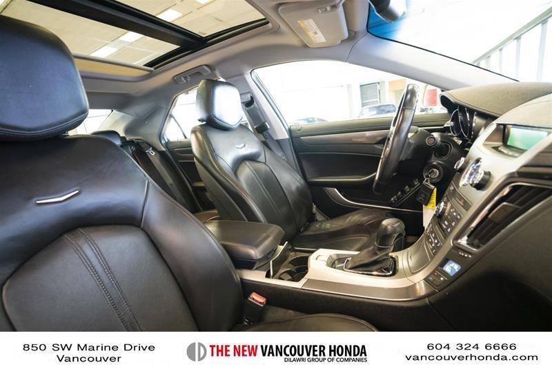 2011 Cadillac CTS Sedan 3.0L SIDI in Vancouver, British Columbia - 36 - w1024h768px