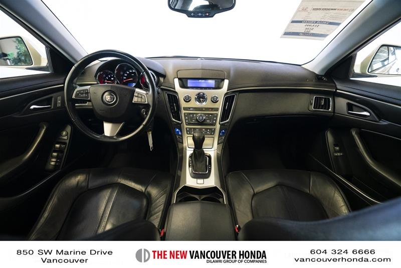2011 Cadillac CTS Sedan 3.0L SIDI in Vancouver, British Columbia - 13 - w1024h768px