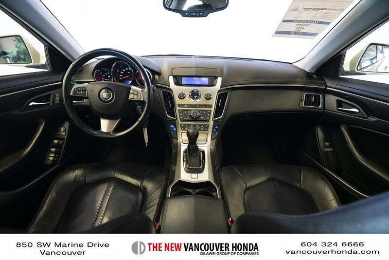 2011 Cadillac CTS Sedan 3.0L SIDI in Vancouver, British Columbia - 34 - w1024h768px