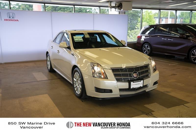 2011 Cadillac CTS Sedan 3.0L SIDI in Vancouver, British Columbia - 24 - w1024h768px