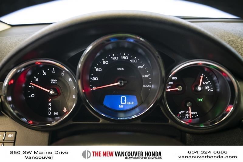 2011 Cadillac CTS Sedan 3.0L SIDI in Vancouver, British Columbia - 42 - w1024h768px