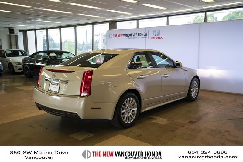 2011 Cadillac CTS Sedan 3.0L SIDI in Vancouver, British Columbia - 5 - w1024h768px