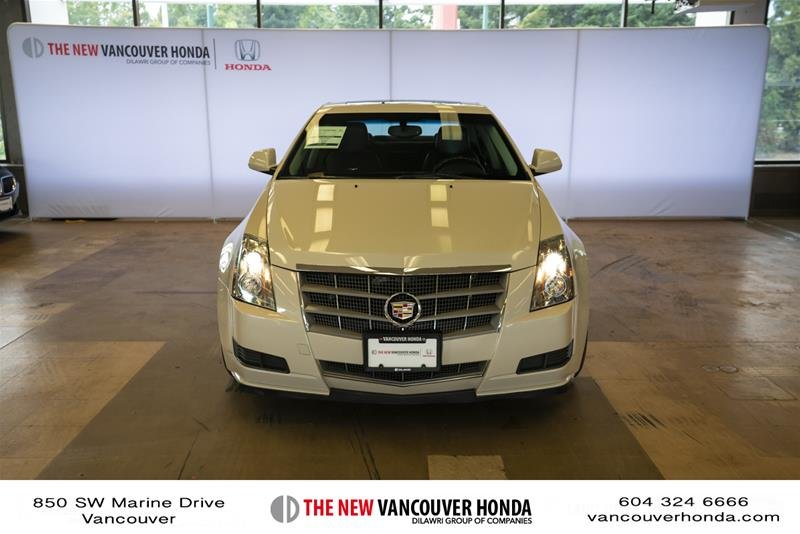 2011 Cadillac CTS Sedan 3.0L SIDI in Vancouver, British Columbia - 2 - w1024h768px