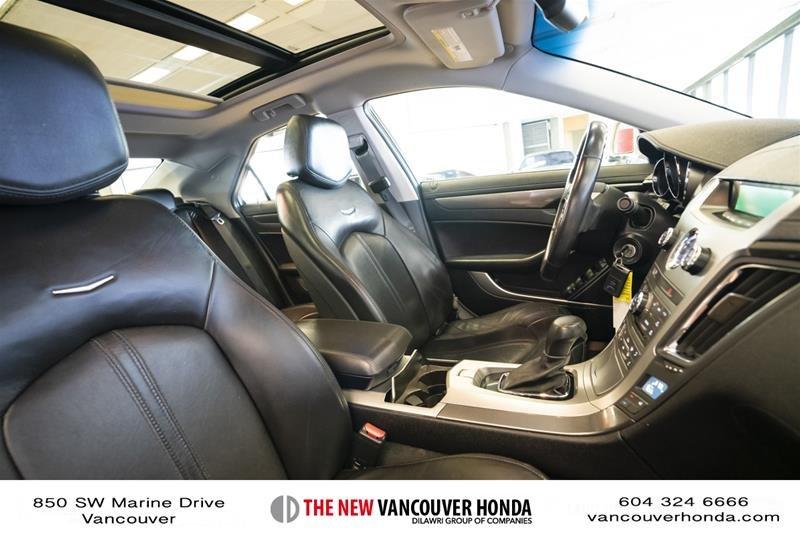 2011 Cadillac CTS Sedan 3.0L SIDI in Vancouver, British Columbia - 15 - w1024h768px