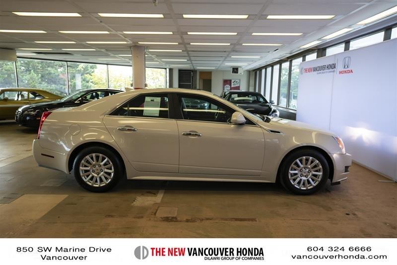 2011 Cadillac CTS Sedan 3.0L SIDI in Vancouver, British Columbia - 4 - w1024h768px
