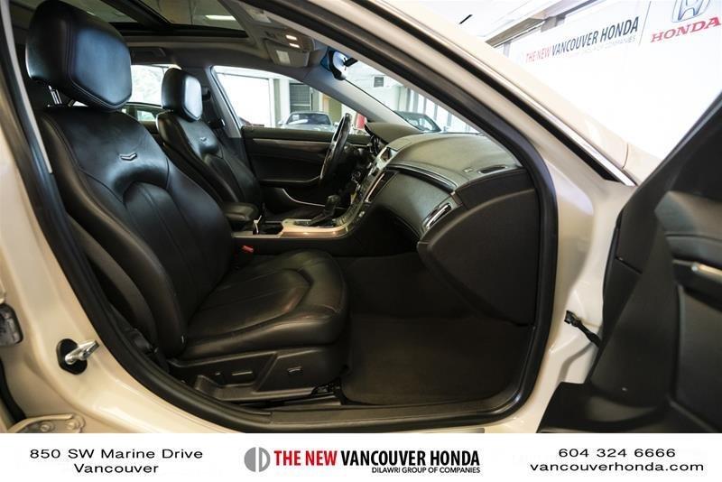 2011 Cadillac CTS Sedan 3.0L SIDI in Vancouver, British Columbia - 38 - w1024h768px