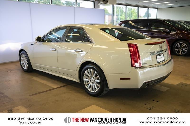 2011 Cadillac CTS Sedan 3.0L SIDI in Vancouver, British Columbia - 28 - w1024h768px