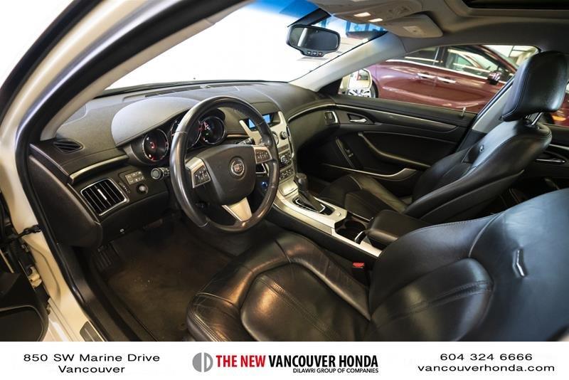 2011 Cadillac CTS Sedan 3.0L SIDI in Vancouver, British Columbia - 11 - w1024h768px