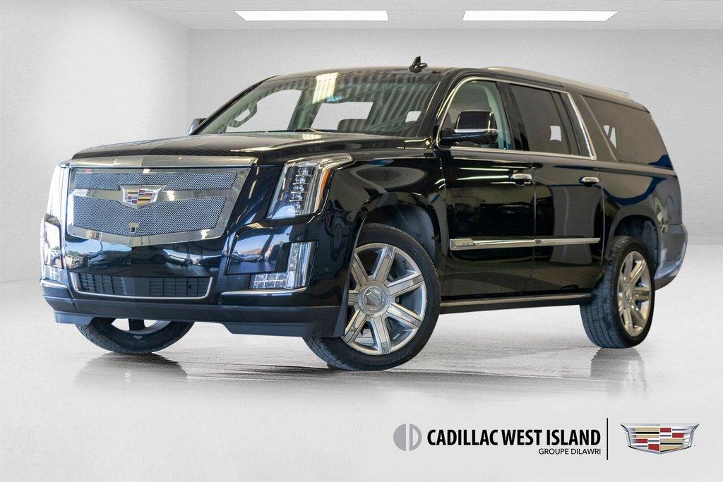 2017 Cadillac Escalade ESV Premium Luxury in Dollard-des-Ormeaux, Quebec - 1 - w1024h768px