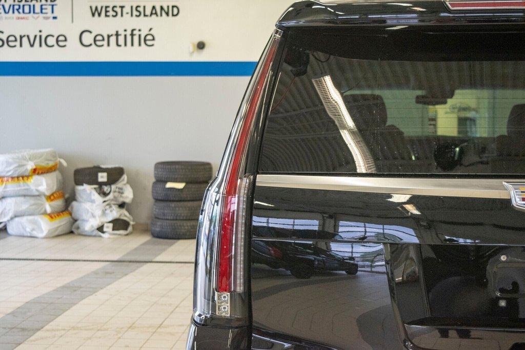 2017 Cadillac Escalade ESV Premium Luxury in Dollard-des-Ormeaux, Quebec - 34 - w1024h768px