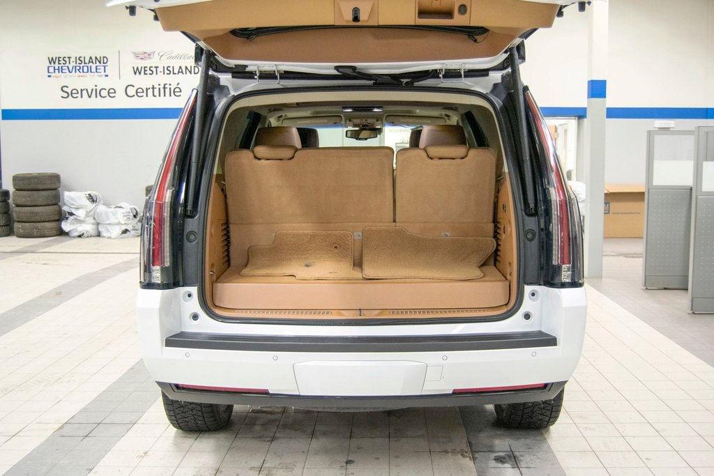2016 Cadillac Escalade Platinum **DVD ** GPS ** CAMERA ** in Dollard-des-Ormeaux, Quebec - 12 - w1024h768px