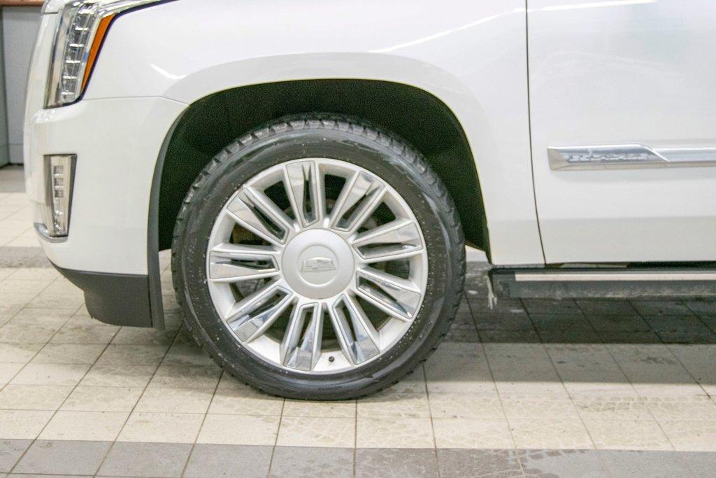 2016 Cadillac Escalade Platinum **DVD ** GPS ** CAMERA ** in Dollard-des-Ormeaux, Quebec - 6 - w1024h768px
