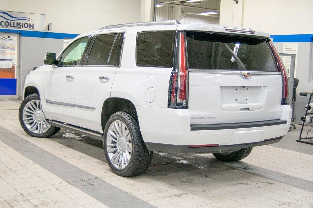 2016 Cadillac Escalade Platinum **DVD ** GPS ** CAMERA ** in Dollard-des-Ormeaux, Quebec - 13 - w1024h768px