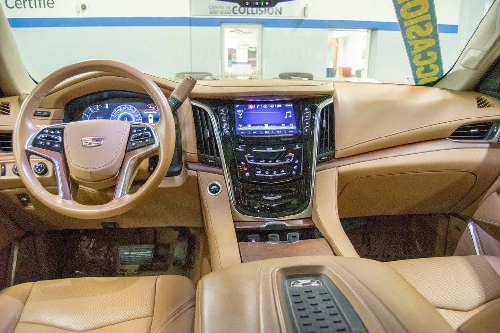 2016 Cadillac Escalade Platinum **DVD ** GPS ** CAMERA ** in Dollard-des-Ormeaux, Quebec - 14 - w1024h768px