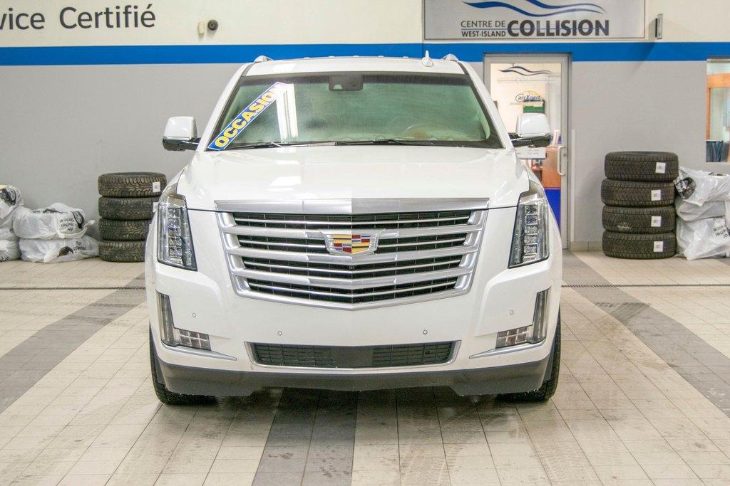 2016 Cadillac Escalade Platinum **DVD ** GPS ** CAMERA ** in Dollard-des-Ormeaux, Quebec - 5 - w1024h768px