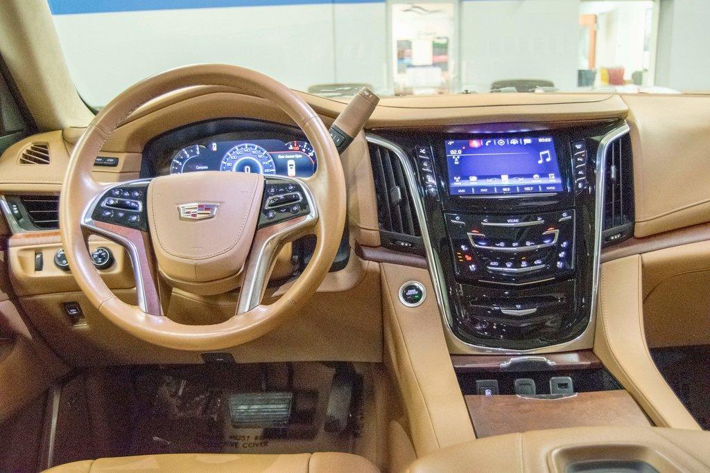 2016 Cadillac Escalade Platinum **DVD ** GPS ** CAMERA ** in Dollard-des-Ormeaux, Quebec - 16 - w1024h768px