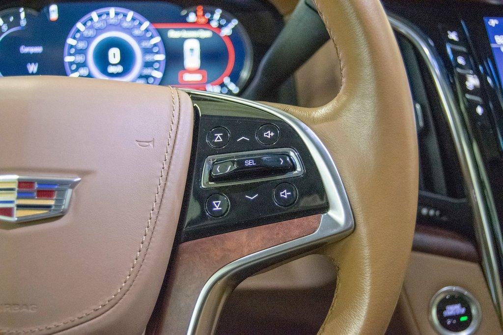 2016 Cadillac Escalade Platinum **DVD ** GPS ** CAMERA ** in Dollard-des-Ormeaux, Quebec - 19 - w1024h768px