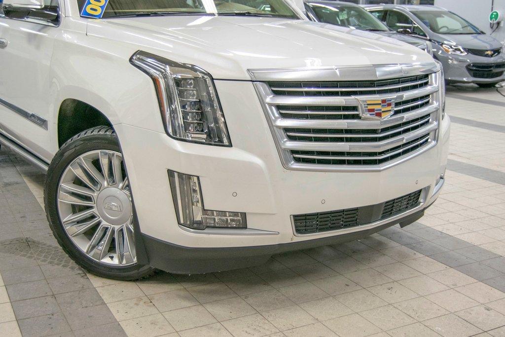 2016 Cadillac Escalade Platinum **DVD ** GPS ** CAMERA ** in Dollard-des-Ormeaux, Quebec - 30 - w1024h768px