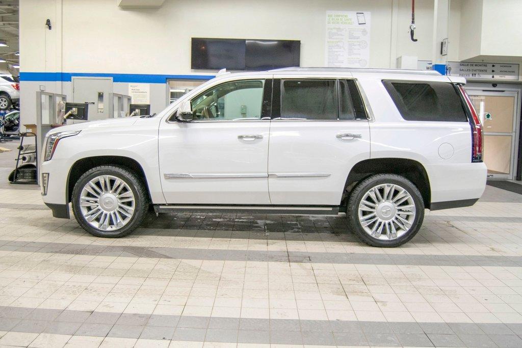 2016 Cadillac Escalade Platinum **DVD ** GPS ** CAMERA ** in Dollard-des-Ormeaux, Quebec - 3 - w1024h768px