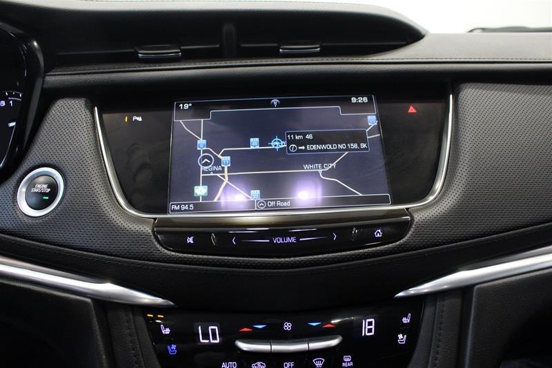 2017 Cadillac XT5 AWD Premium Luxury in Regina, Saskatchewan - 7 - w1024h768px