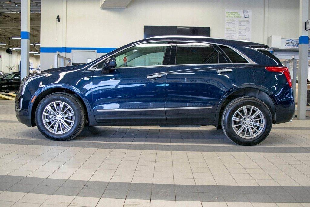 2017 Cadillac XT5 Luxury ** TOIT PANO ** AWD ** in Dollard-des-Ormeaux, Quebec - 5 - w1024h768px
