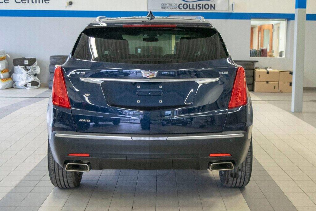 2017 Cadillac XT5 Luxury ** TOIT PANO ** AWD ** in Dollard-des-Ormeaux, Quebec - 7 - w1024h768px