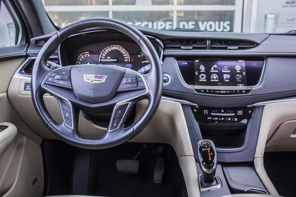 2017 Cadillac XT5 Luxury ** GPS ** CAMERA ** TOIT PANO ** in Dollard-des-Ormeaux, Quebec - 11 - w1024h768px