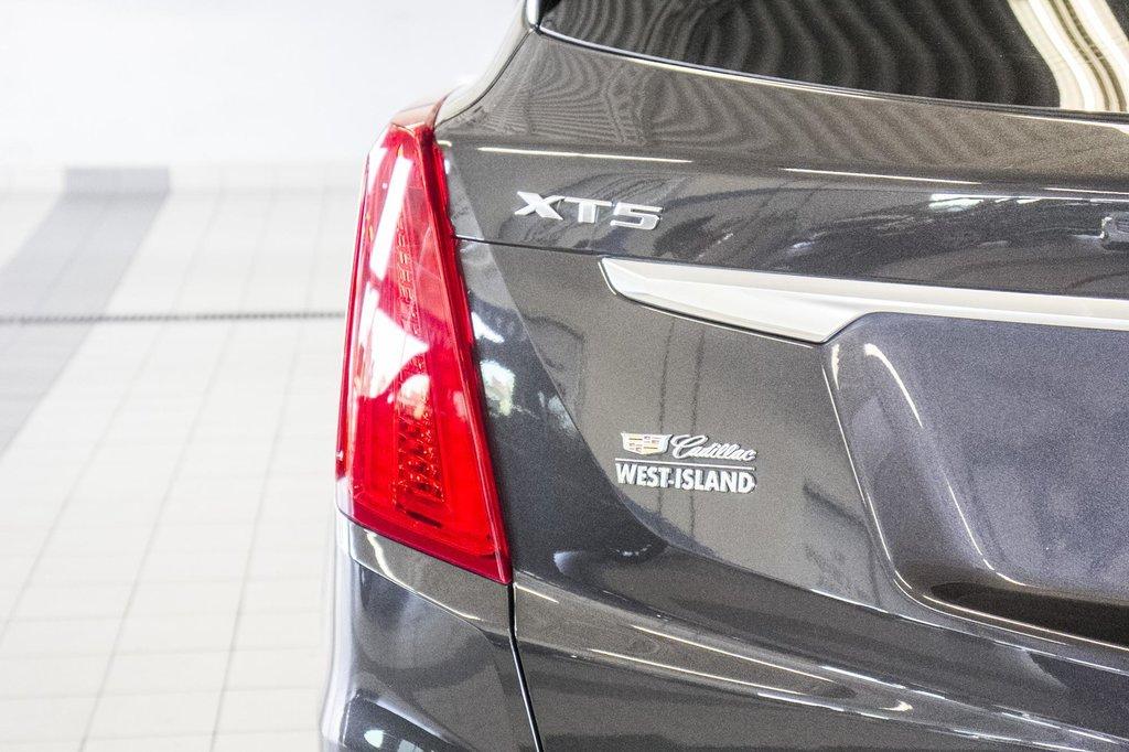2017 Cadillac XT5 Luxury ** GPS ** CAMERA ** TOIT PANO ** in Dollard-des-Ormeaux, Quebec - 30 - w1024h768px