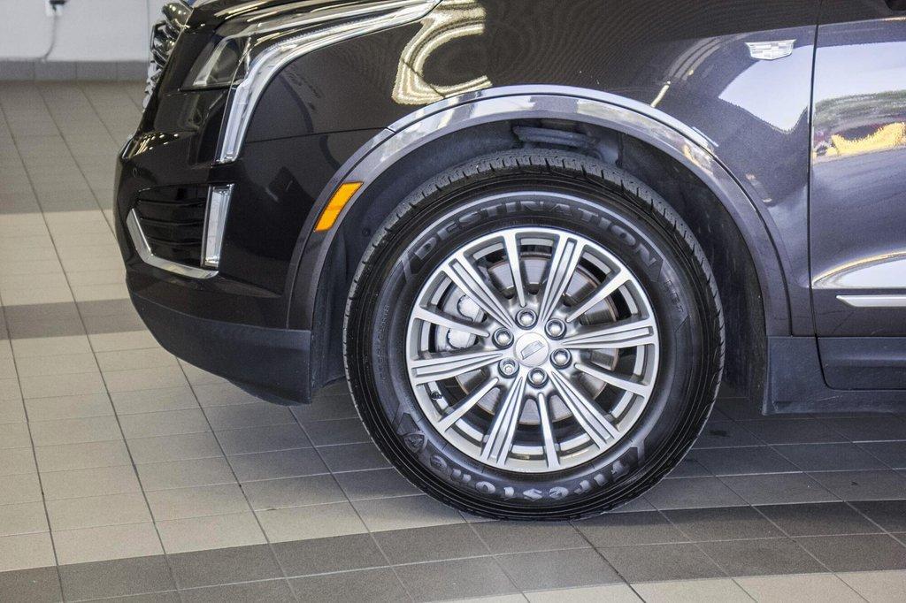 2017 Cadillac XT5 Luxury ** GPS ** CAMERA ** TOIT PANO ** in Dollard-des-Ormeaux, Quebec - 35 - w1024h768px