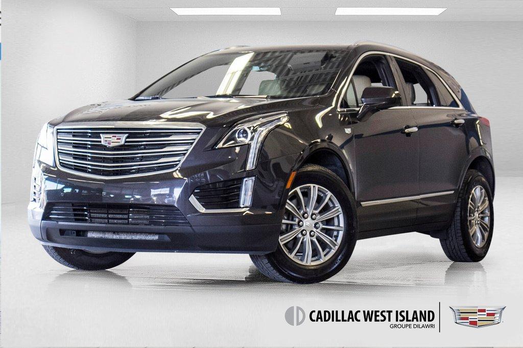 2017 Cadillac XT5 Luxury ** GPS ** CAMERA ** TOIT PANO ** in Dollard-des-Ormeaux, Quebec - 1 - w1024h768px