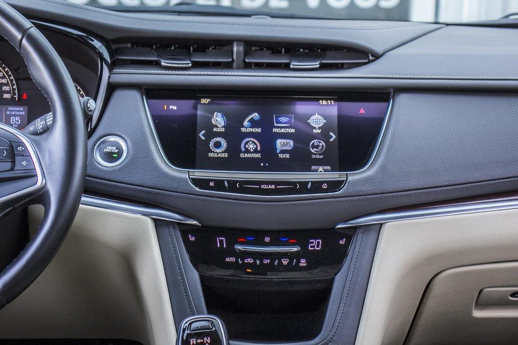 2017 Cadillac XT5 Luxury ** GPS ** CAMERA ** TOIT PANO ** in Dollard-des-Ormeaux, Quebec - 9 - w1024h768px