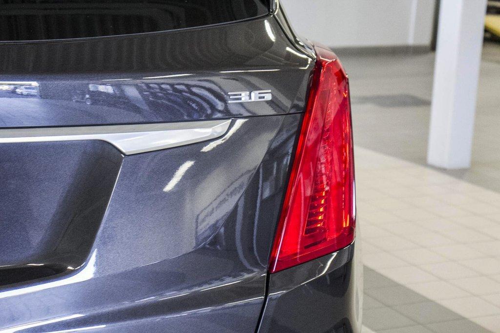 2017 Cadillac XT5 Luxury ** GPS ** CAMERA ** TOIT PANO ** in Dollard-des-Ormeaux, Quebec - 31 - w1024h768px