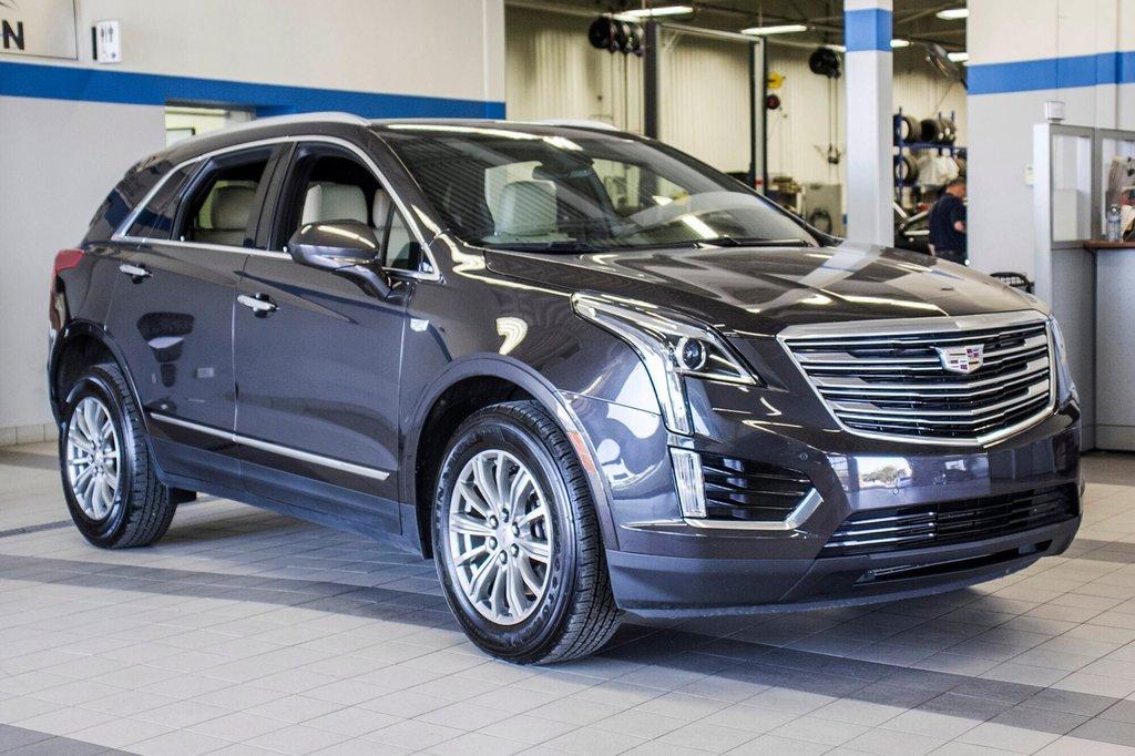 2017 Cadillac XT5 Luxury ** GPS ** CAMERA ** TOIT PANO ** in Dollard-des-Ormeaux, Quebec - 3 - w1024h768px