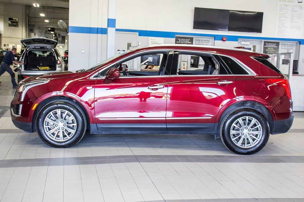 2017 Cadillac XT5 Luxury ** NAVIGATION ** AWD ** 3.99% 60 MOIS ** in Dollard-des-Ormeaux, Quebec - 8 - w1024h768px