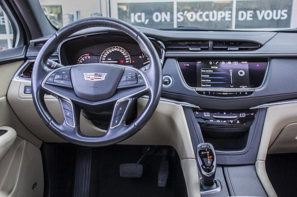 2017 Cadillac XT5 Luxury ** NAVIGATION ** AWD ** 3.99% 60 MOIS ** in Dollard-des-Ormeaux, Quebec - 24 - w1024h768px