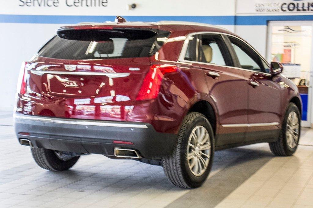 2017 Cadillac XT5 Luxury ** NAVIGATION ** AWD ** 3.99% 60 MOIS ** in Dollard-des-Ormeaux, Quebec - 12 - w1024h768px
